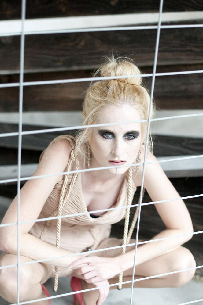 Fotoshooting Annik Baumann